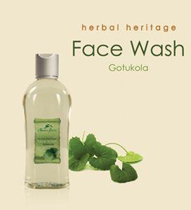 Picture of Nature's Secrets  Face Wash Gotukola