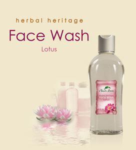 Picture of Nature's Secret Face Wash-Lotus