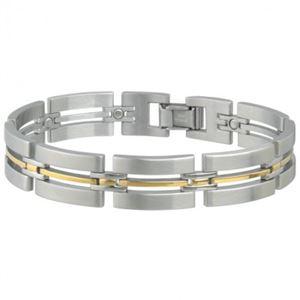 Picture of Sabona Men's Executive Imperial Duet Magnetic Bracelet