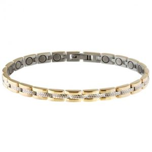 Picture of Sabona Women's Executive Regal Duet Magnetic Bracelet
