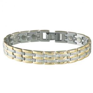 Picture of Sabona Men's Executive Regal Duet Magnetic Bracelet