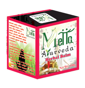 Picture of Metta Ayurveda Herbal Balm